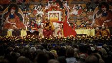 Визит Далай ламы в Ригу