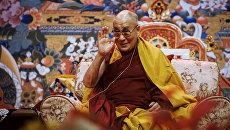 Далай-лама. Архивное фото