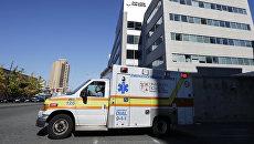 Карета скорой помощи в США. Архивное фото