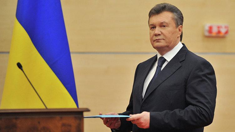 Биография Виктора Януковича