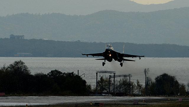 ВПриморье военнослужащий умер под винтами самолета