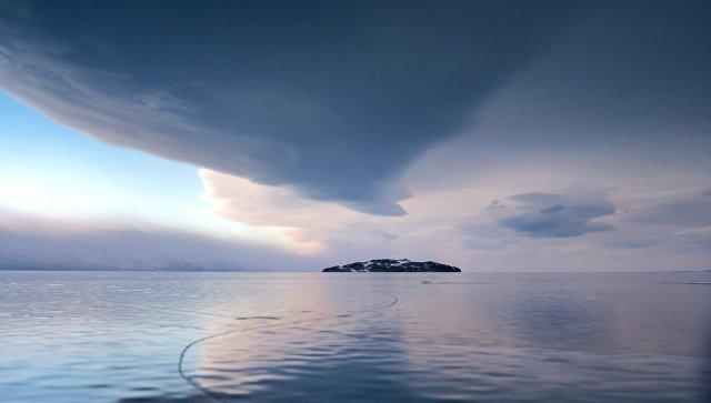 Минприроды: уровень воды вБайкале снизится доминимума уже всередине зимы