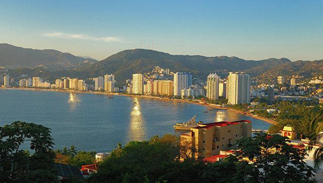 Акапулько. Архивное фото