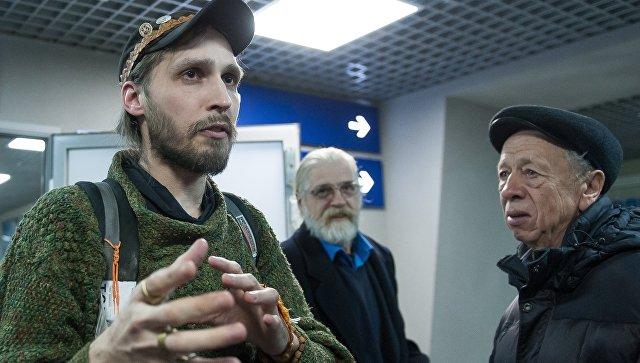 Освобожденный изсирийского плена русский путешественник собрался вСомали