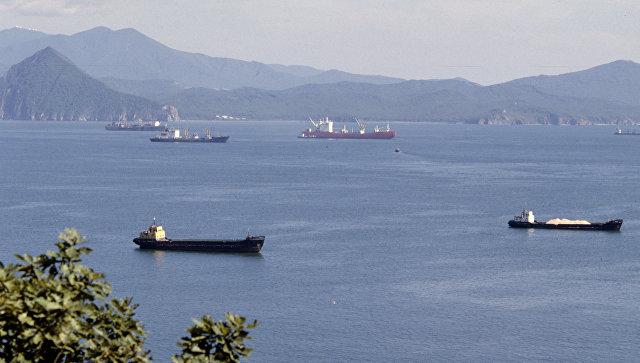 Порт. Архивное фото