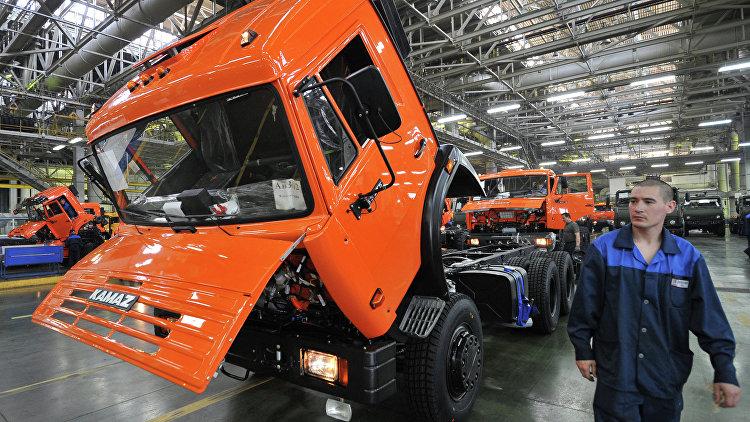 КАМАЗ и китайская Hawtai Motor Group подписали договор о создании СП