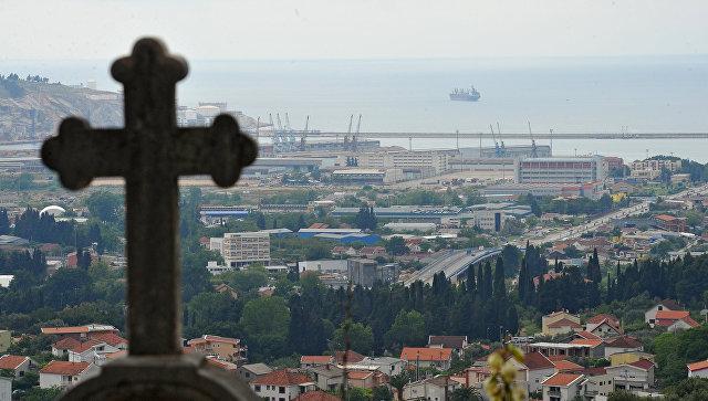 В Черногории считают, что нападение на посольство США не связано с терактом