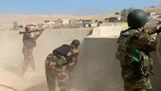 Наступление на Мосул: кадры сражения курдов с боевиками ИГ в Хазире