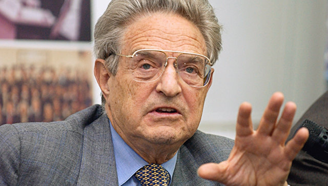 Американский финансист и инвестор Джордж Сорос, архивное фото