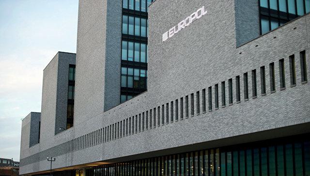 Здание штаб-квартиры Европола в Гааге. Архивное фото