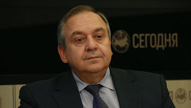 Георгий Мурадов, постпред Крыма при Президенте России