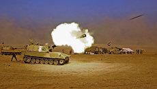 Наступление правительственных сил на Мосул в Ираке. 19 октября 2016