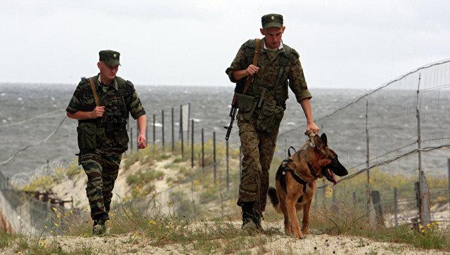 Российские военные. Архивное фото