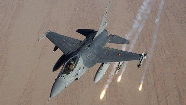 Истребитель F-16 ВВС Бельгии, Архивное фото