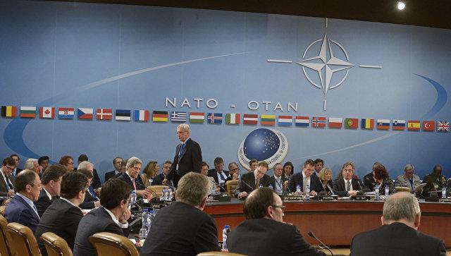 Заседание Совета Россия - НАТО в Брюсселе. Архивное фото