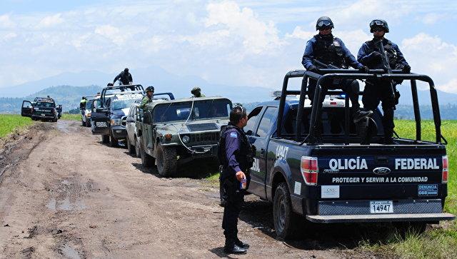 В ходе бунта в мексиканской тюрьме погибли два человека