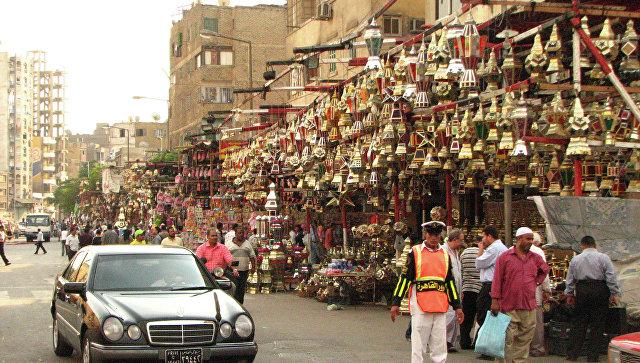 ВКаире произошел взрыв