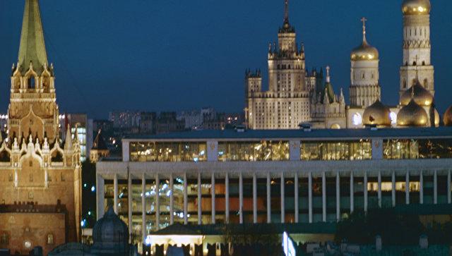 Кремлевский Дворец съездов. Архивное фото