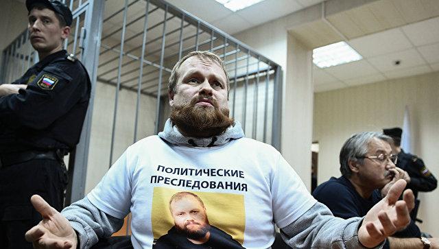 Демушкину предъявлено окончательное обвинение вэкстремизме