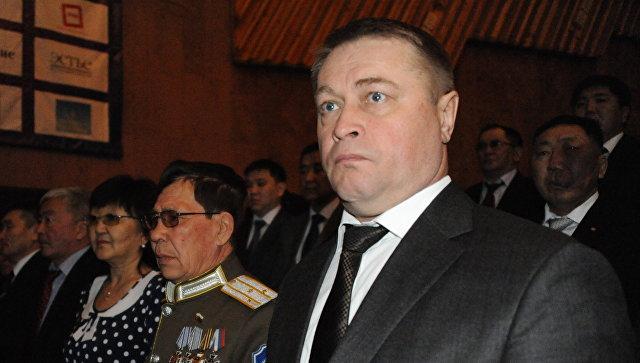 Начальник Забайкальской железной дороги Валерий Фомин. Архивное фото