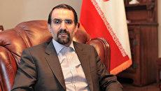 Посол Исламской Республики Иран в Российской Федерации Мехди Санаи. Архивное фото