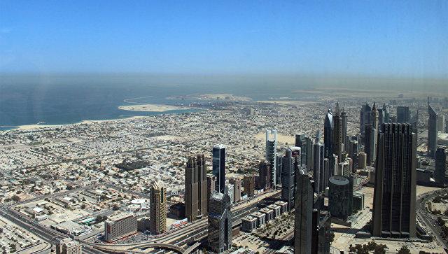 В Дубае из-за лопнувшей шины произошло ДТП с семью жертвами