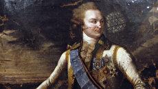 Парадный портрет князя Григория Александровича Потемкина-Таврического. Архивное фото