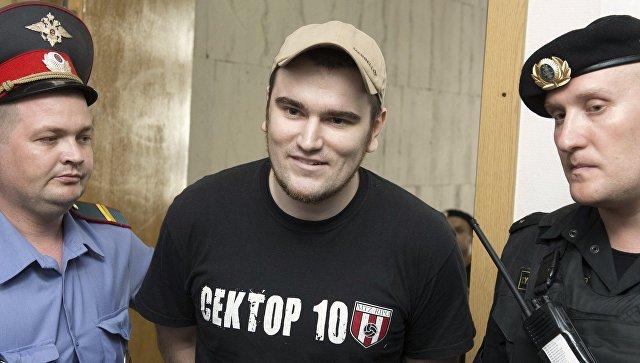 Фигурант «болотного дела» Гаскаров вышел насвободу