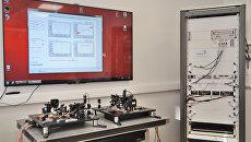 Комплекс аппаратуры для управления излучением мощных фемтосекундных лазерных систем