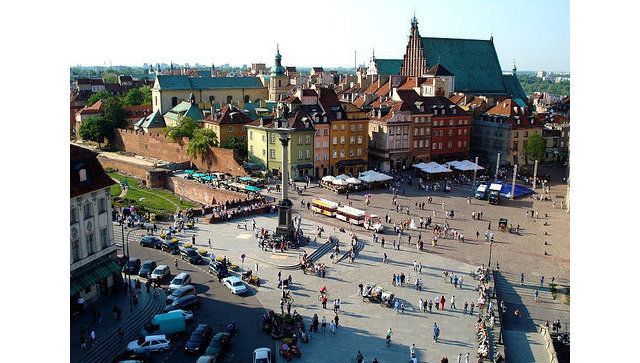 Варшава. Архив