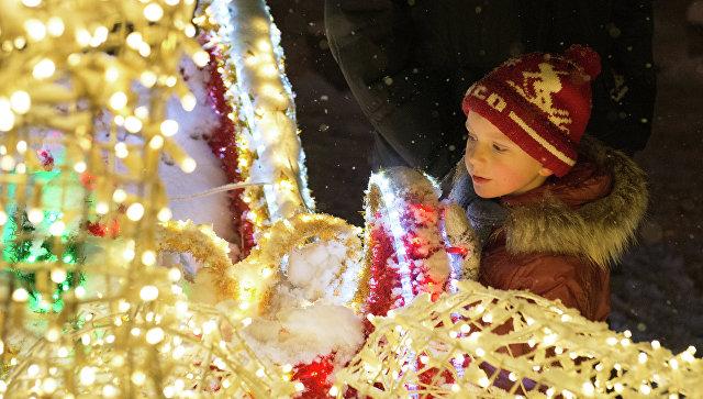 Открытие фестиваля Путешествие в Рождество. Архивное фото