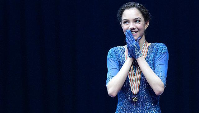 Фигуристка Медведева угодила втоп самых удачных молодых людей Европы