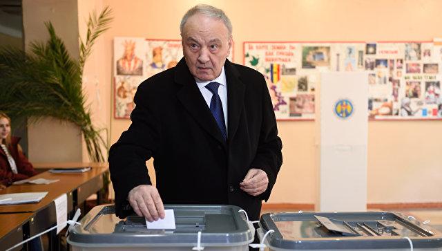 Пророссийский кандидат лидирует навыборах вМолдове— ЦИК