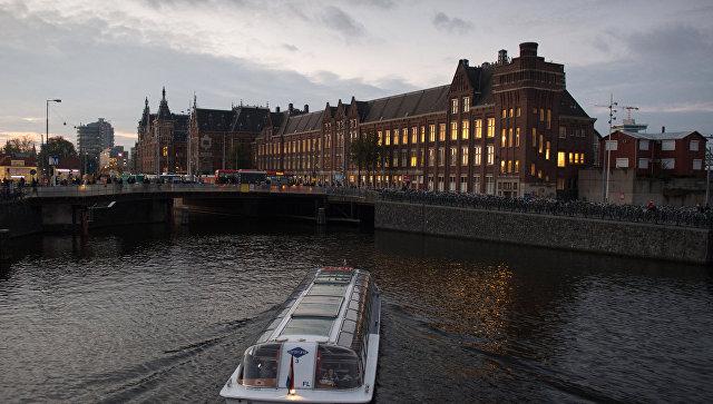 Ущерб от урагана в Нидерландах оценили в 90 млн евро