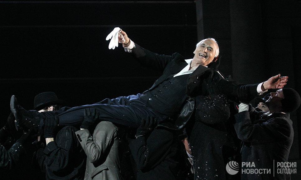 Скачать варшавская мелодия спектакль театра вахтангова
