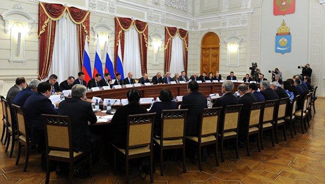 ПрезидентРФ поручил создать специальный закон о русской нации
