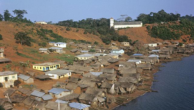 Кот-д'Ивуар. Архивное фото