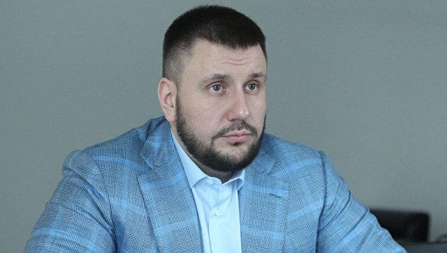 Экс-министр доходов и сборов Украины Александр Клименко. Архивное фото
