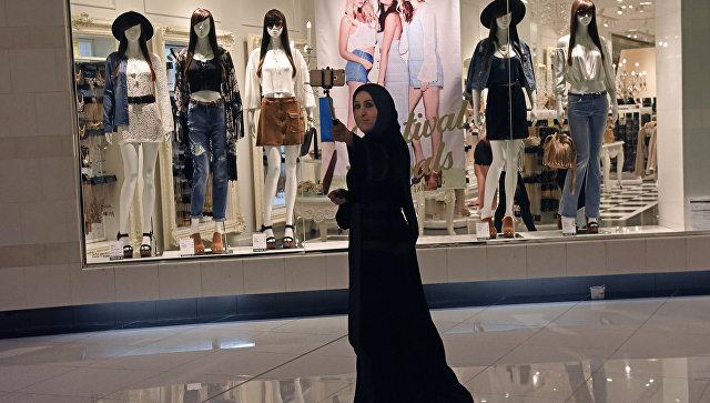 В дубайском торгово-развлекательном центре The Dubai Mall. Архивное фото