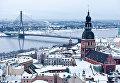 Вид на Старый город в Риге. Архивное фото
