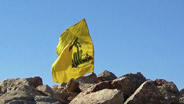 Флаг Хезболлах. Архивное фото