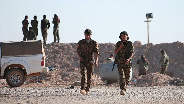 Власти Сирии сочли освобождение Ракки угрозой национальному суверенитету