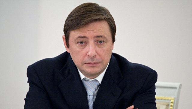 Хлопонин утвержден надолжность председателя проектного комитета поразвитию экологии