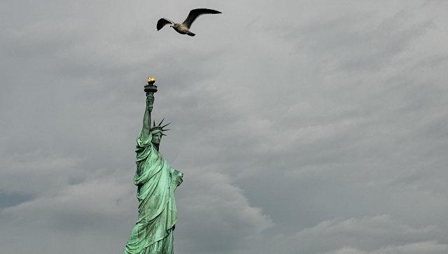 Статую Свободы закрыли для посетителей