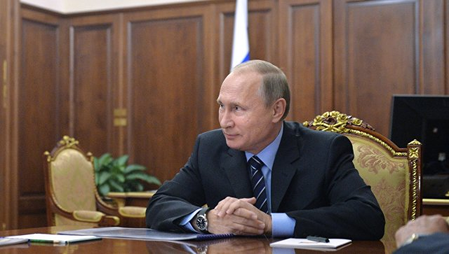 Владимир Путин проведет церемонию официального приема новых иностранных послов