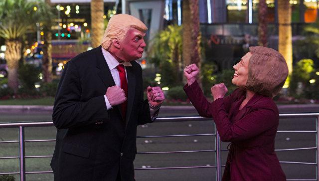Белый дом выразил надежду наотсутствие уТрампа намерения преследовать Клинтон