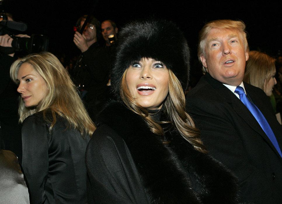 милана трамп фото нью