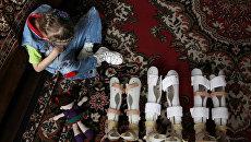 Семилетней Полине из Челябинской области требуется помощь