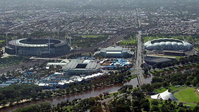 Города мира. Мельбурн. Архивное фото
