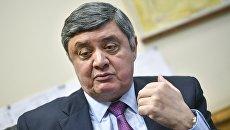 Директор второго азиатского департамента МИД РФ Замир Кабулов. Архивное фото
